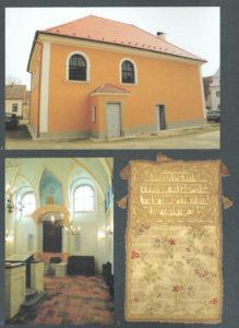 Synagoga Březnice - budova