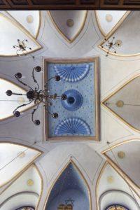 Synagoga Březnice - strop 2